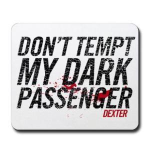 my_dark_passenger_mousepad